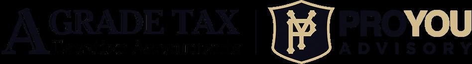 A Grade Tax Logo